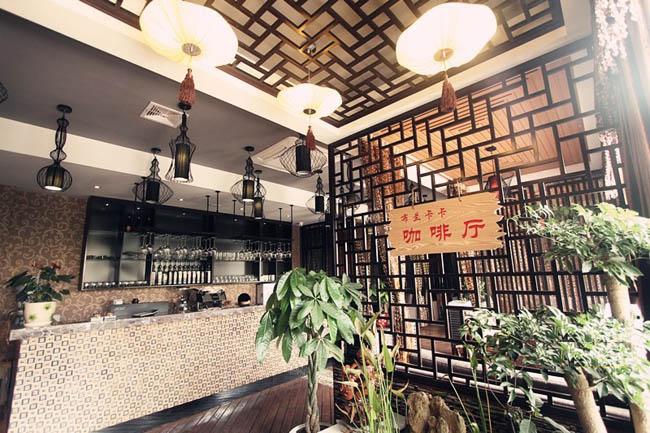 咖啡店规划设计 吸引客户有高招