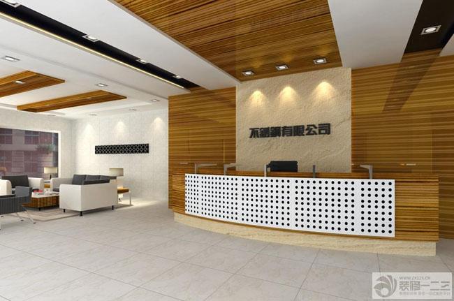 考虑部门组织:在企业的办公室装修设计的时候,我们要考虑到部门的数量